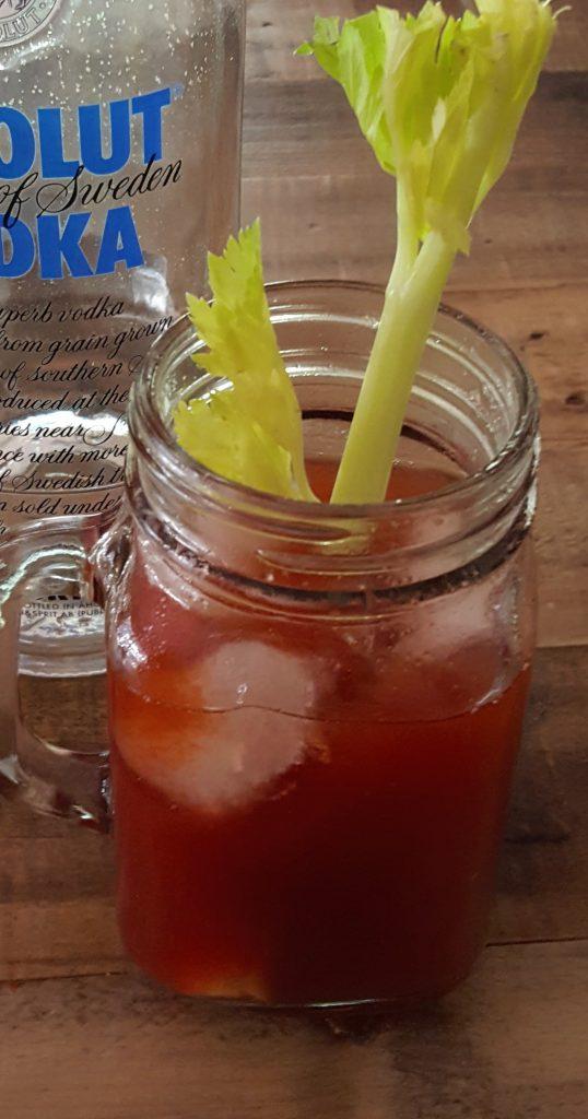 Homemade Bloody Mary