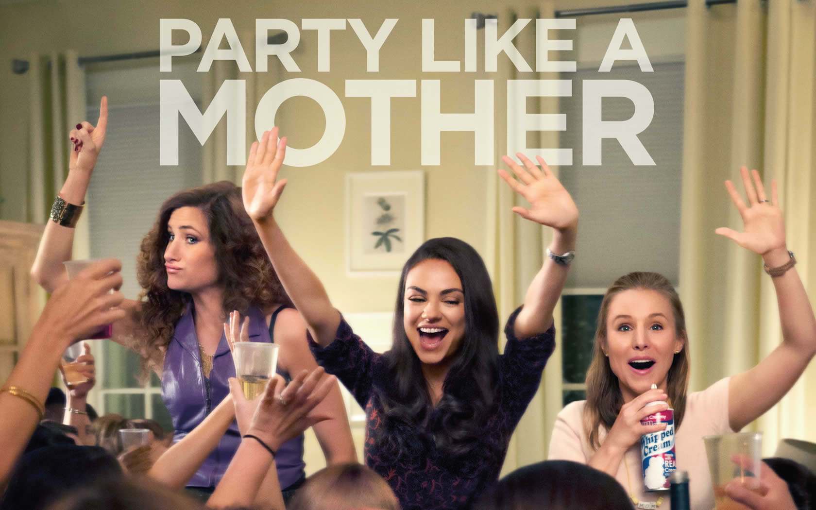 Image From Bad Moms Movie