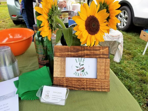 Life From Scratch at the Farmers' Market