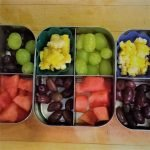 back to school - snack boxes