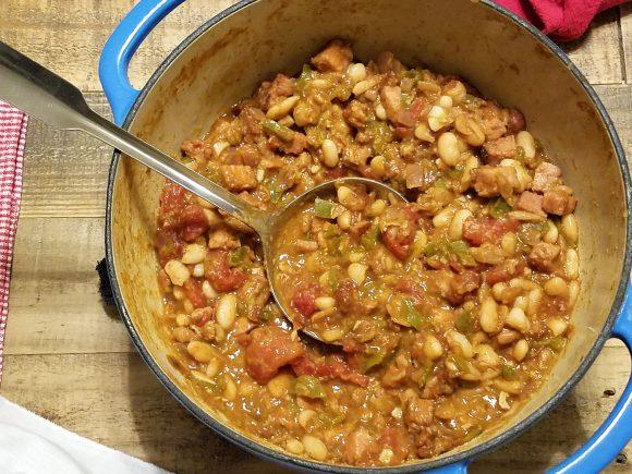 Ham And Bean Chili