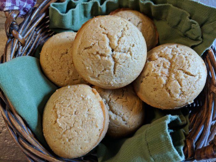 Quinoa-Corn Muffins