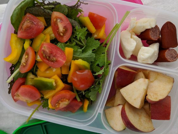 Healthy Lunch Ideas - Salad