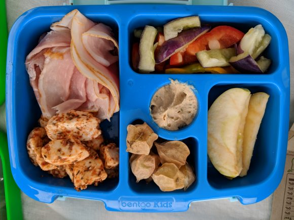 Packing Healthy Lunches